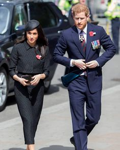Their Royal Highnesses Meghan, Duchess of Sussex and Prince Harry, Duke of Sussex. #royalty #meghanmarkle #duchessofsussex #princeharry #princehenry #princeharryofwales #henrycharlesalbertdavid #dukeofsussex #royal #britishmonarchy