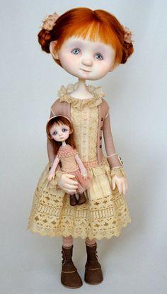 art dolls | Ana Salvador: Lovely Art Dolls