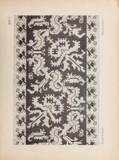 (5) Gallery.ru / Фото #38 - Musterbucher altitalienischer Leinen Stickerei 1881 - shtushakutusha