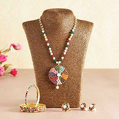 Rakhi Gifts for Sister - Rakhi Return Gifts to Sister Online Best Gift For Sister, Rakhi Gifts For Sister, Sister Gifts, Rakhi Festival, Raksha Bandhan, Jewelery, Best Gifts, Sisters, Beaded Necklace