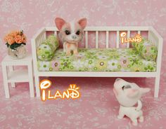 cama para muñecas