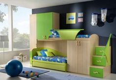 FOR LATER ON................20 Sweet Toddler Rooms