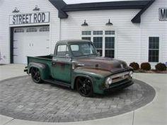 For Sale: 1953 Ford in Newark, Ohio 1956 Ford Pickup, 1953 Ford F100, Farm Trucks, Old Trucks, Cummings Diesel, Newark Ohio, F100 Truck
