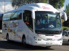 Alquiler de autocares en Madrid  http://alquilerdeautocares.mobi desde 195$