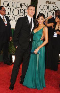 2012 - Channing Tatum and Jenna Dewan