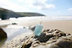 Our aquamarine pendant. Believed to be the tears of mermaids and used as good luck talismans by sailors long ago. How romantic! All our pieces are handmade in our studio by the sea in Ireland. Free shipping worldwide! #ardmorejewellery #jewellery #aquamarine #necklace #pendent #luxury #handmade #simple #beautiful #necklace #gold #mermaid #luck #ireland