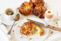 Menu voor Pasen - Vlaamse brioches