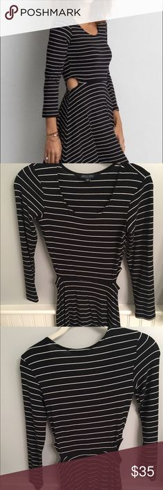 🆕 American Eagle dress Never worn before AEO soft & sexy long sleeve dress American Eagle Outfitters Dresses Long Sleeve