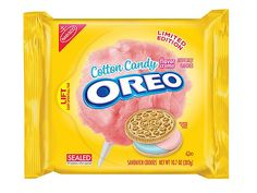 You got: Cotton Candy. Which Limited Edition Oreo Flavor Are You Based On Your Zodiac Sign? Weird Oreo Flavors, Pop Tart Flavors, Cookie Flavors, Yummy Snacks, Delicious Desserts, Yummy Food, Oreos, Cookies Oreo, Gourmet Recipes
