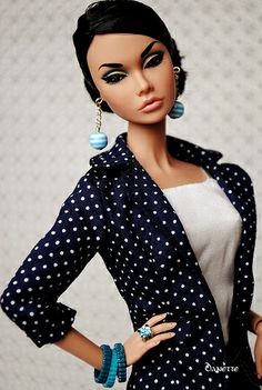 Poppy Parker Sea Breeze - I just love this doll and outfit!