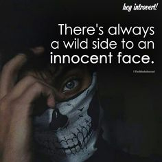 Introvert Personality, Introvert Quotes, Archetype Examples, Innocence Quotes, Wild Quotes, Joker Heath, Brand Archetypes, Bitch Quotes, Truth Of Life