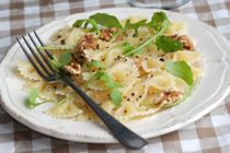Farfalle with Mascarpone and Herbs Recipe