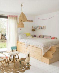 ebabee likes:6 creative decor ideas for small kids bedrooms - ebabee likes