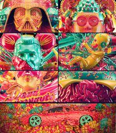 behancenetwork: KILL ART // TRUST DESIGN 2.0 | Awesome Design Inspiration