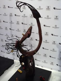 Showpiece group 1: Yvan Chevalier