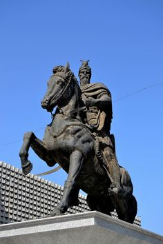 With his forces never numbering above 20,000 and going up against ten times as many enemy troops, Skanderbeg was able through a potent mix of guerrilla tactics, his direct insiders knowledge of the enemy and direct attacks to humiliate the Ottomans to come to the negotiating table...at least temporarily. For protecting Western Europe from the Ottoman hordes, The Pope bestowed upon Skanderbeg the title of Athleta Christi or Champion of Christ.