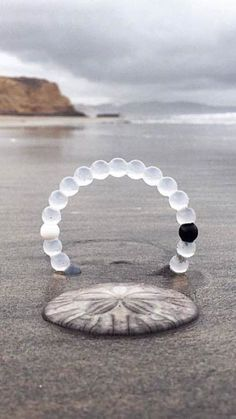 Infused with elements from the highest and lowest points on Earth. Love my new Lokai bracelet!