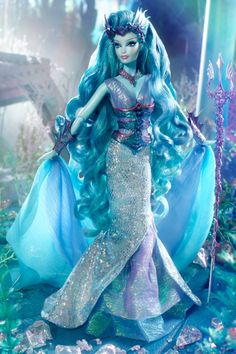 Water Sprite Barbie Doll | My Barbie Doll