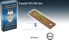 TransGo 5R110W Vent Repair Kit TorqShift 5R110W 2003-2012 5R110 upgrade 16507RKT #Transgo