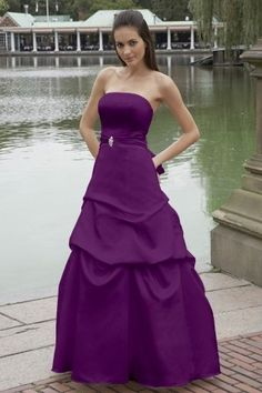 wedding color theme: plum purple (maybe blue)