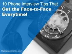 10 phone interview tips to get the face to face you won - Phone Interview Tips For Phone Interviews
