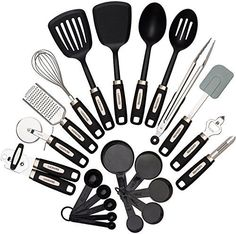 22-piece Kitchen Utensils Sets - Home Cooking Tools- Stai... http://smile.amazon.com/dp/B015OU08FW/ref=cm_sw_r_pi_dp_HB8rxb0CRVBVX