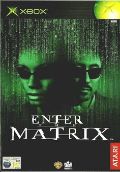 original xbox game enter the matrix boxed and complete from $2.73 Playstation, Enter The Matrix, Nintendo, Xbox Games, Microsoft, Videogames, Gaming, Magic, Memories