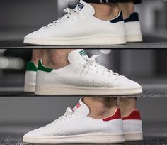 adidas Originals Stan Smith Primeknit-OG Colorways