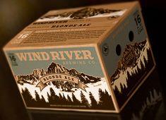 Wind River Brewing Co. Case