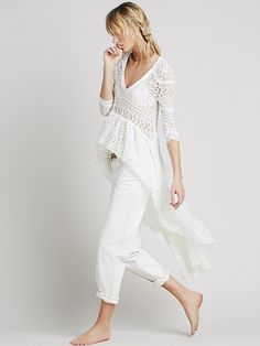 Free People FP X Lace Emperor Maxi at Free People Clothing Boutique
