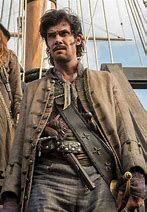 Image result for jack rackham Black Sails