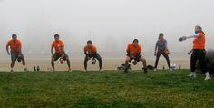 Todos los domingos clases gratuitas de CrossFit en el Parque Bicentenario. ¡Hay clases a las 9 y 10 am!