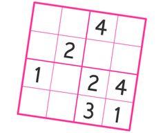 Print Sudoku kids