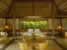 Disfruta del lujo y la tranquilidad balinesa en Amandari