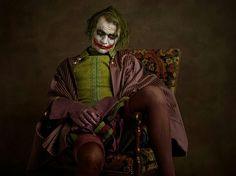The Joker -- Sacha Goldberger
