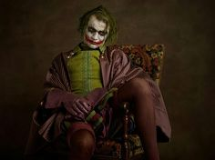 The Joker -- Sacha Goldberger