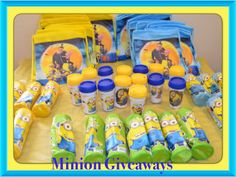 Minion favors...