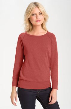 4049d7c34c9 James Perse  Vintage  French Terry Sweatshirt