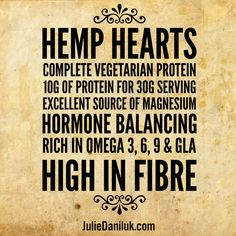 My passion for hemp hearts (shelled hemp seeds) started 12 years ago when Mike Fata shared his astonishing weight loss transformation with me where he lost over 120 lbs. by eating a diet high in hemp. From his success story, I was motivated to see how hemp could help my nutrition clients meet their health goals. One taste of these little green gems, and I was hooked. There are many seeds that boast super food status but few taste this fantastic!