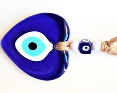 Greek Evil eye, bracelet, home decor, charms, beads. by GreekEvilEyes Greek Evil Eye, Country Uk, Evil Eye Bracelet, Love Bracelets, Blue Beads, Sell On Etsy, Couple Gifts, Valentine Day Gifts, Gifts For Him