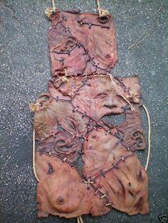 Skin apron. #prop