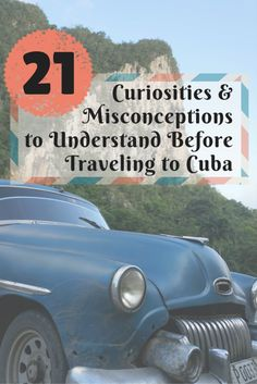 Traveling to Cuba? D