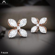 Just In.   #papilior #diamondearring #buydiamondearringprice #diamondearringprice