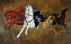 'Four Horsemen' - 1999