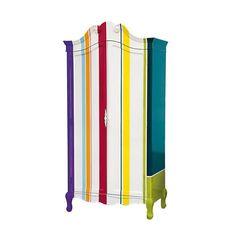 The Trip Wardrobe (Color Stripes) Seletti   Design Is This