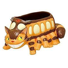 Studio Ghibli My Neighbor Totoro Flower Pot Cover Cat Bus