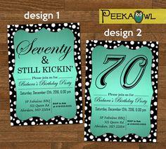 Printable 30th birthday invitation card thirty by peekaowl printable 70th birthday invitation card seventy by peekaowl filmwisefo