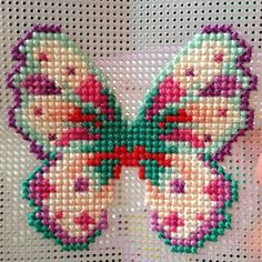 Thrilling Designing Your Own Cross Stitch Embroidery Patterns Ideas. Exhilarating Designing Your Own Cross Stitch Embroidery Patterns Ideas. Cross Stitching, Cross Stitch Embroidery, Embroidery Patterns, Plastic Canvas Stitches, Plastic Canvas Patterns, Plastic Canvas Christmas, Plastic Canvas Crafts, Crochet Cross, Crochet Art
