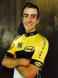 #YellowTeam #YellowRiders #PR  Javier Portilla | XC, Road