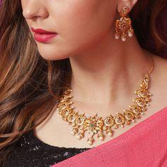Tulshi Necklace Set